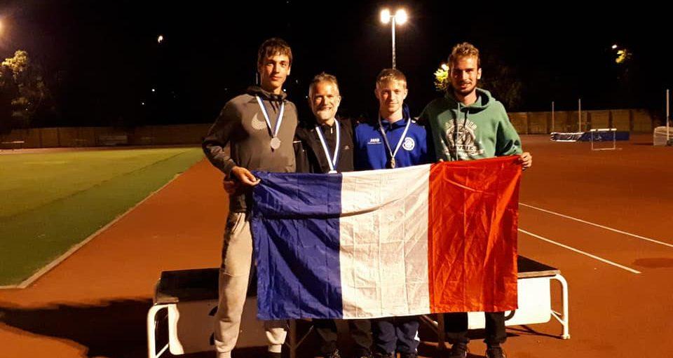 Médaillés Français Ultra Multievent Helsinki 2020
